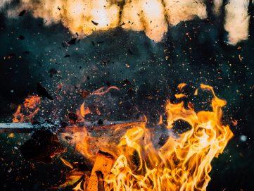 Undgå brand i hjemmet